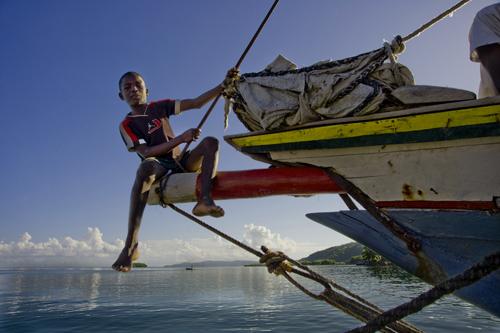 Haiti-Boy-on-bow