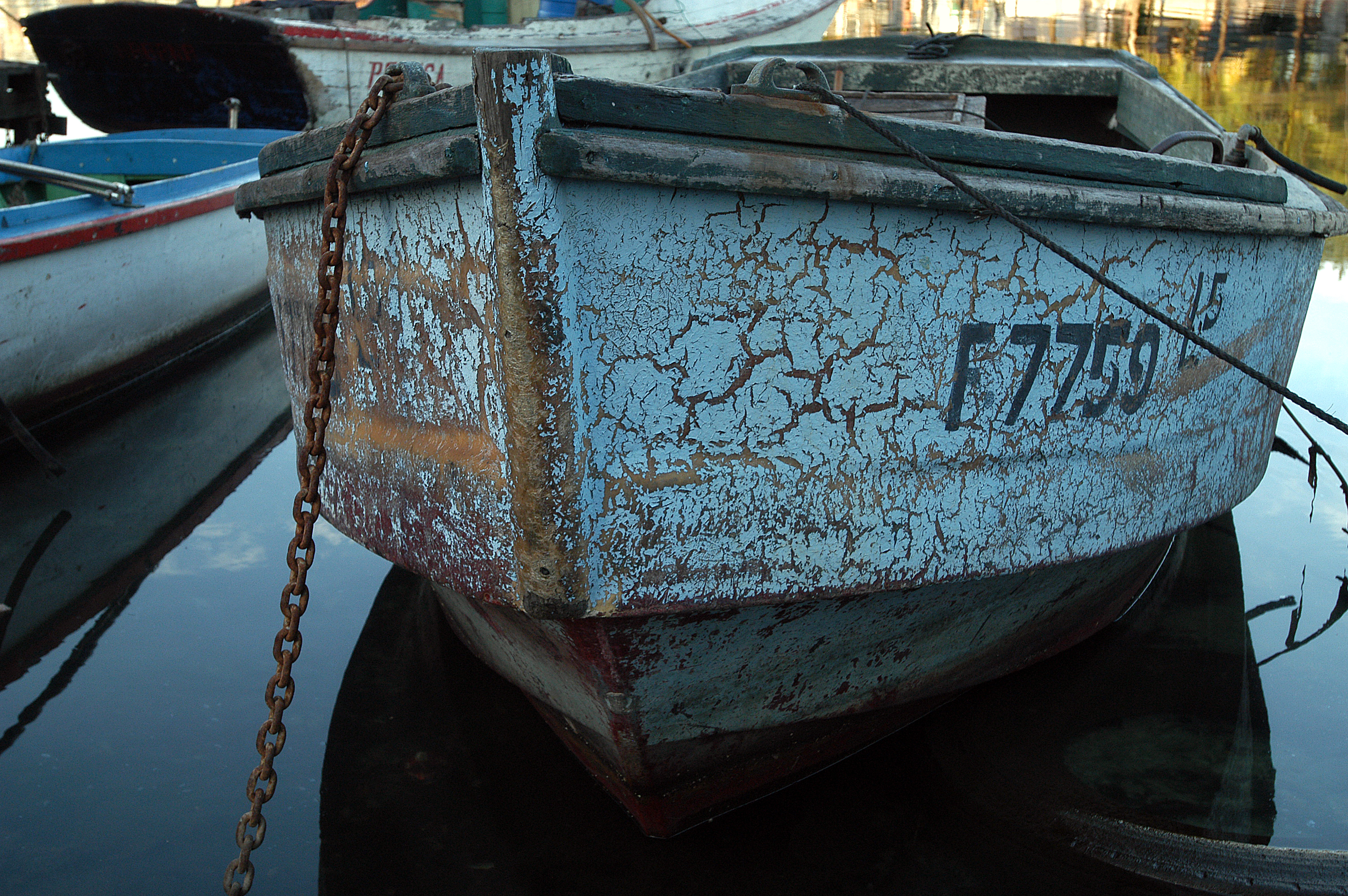 Textured-Boat